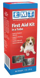 EMT Gel First Aid Kit