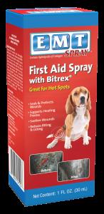 EMT Spray First Aid Spray
