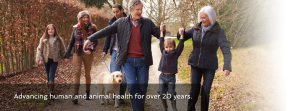 advancing human and animal health for over 20 years